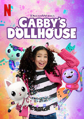 Search netflix Gabby's Dollhouse