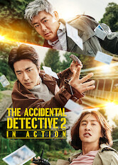 Search netflix The Accidental Detective 2: In Action